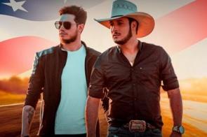 Dupla Bruno & Barretto grava 10 clipes em 12 dias nos EUA e lança websérie