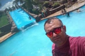 Motorista de aplicativo fica paraplégico após acidente em parque aquático