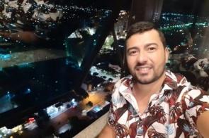 Completando idade nova nesta terça-feira 28, o comerciante Tiago Rodrigues da Frutaria Pague Pouco
