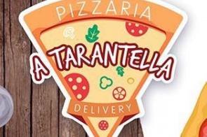 Quinta Feira é dia de saborear uma deliciosa pizza da Pizzaria A  Tarantella