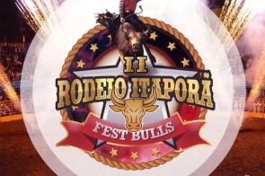 1º Lote já está a venda para a 2º edição do Rodeio Itaporã Fest Bulls