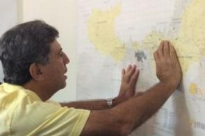 Murilo confirma duplicação da MS 156 até o Distrito Industrial em Dourados