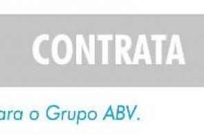 O Grupo ABV esta contratando profissionais para diversas áreas, Confira:
