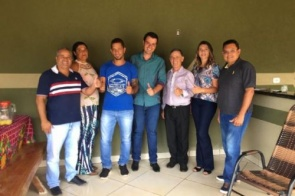 Solidariedade fecha apoio a pré-candidatura do professor Jean