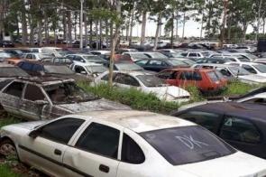 Leilão de veículos para circulação chega ao fim nesta terça-feira em Dourados