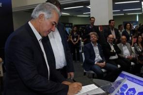 Governo assina termo de compromisso ao Programa de Liberdade Econômica