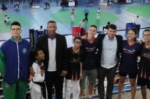 Taekwondo de Mato Grosso do Sul volta do Grand Slam com dois bronzes
