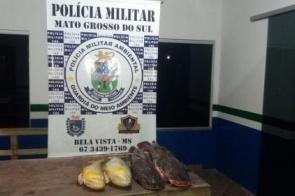 PMA prende e autua em R$ 8 mil açougueiro e vigilante por pescar em piracema