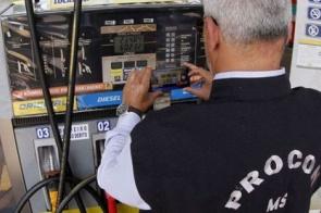 Procon inicia fiscalização a postos de combustíveis em MS