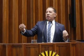 Gerson Claro diz que recebe liderança do Governo como missão e promete diálogo democrático