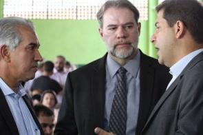 Programa inovador de MS será replicado em outros estados, diz Toffoli