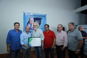 Cidadão de MS, Renato Teixeira diz que privilégio foi ter nascido músico