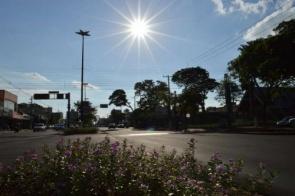 Sensação térmica chega próximo a 40ºC em dia de temperatura mais alta do ano
