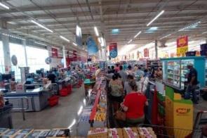 Hipermercado fecha as portas em Dourados no final do mês
