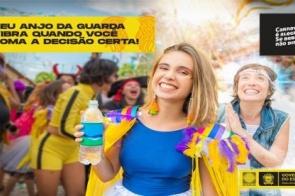Milagres do Carnaval é tema de campanha deste ano do Detran-MS