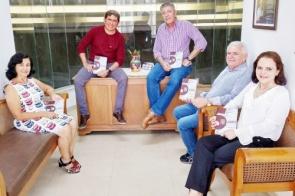 Livro que reúne cinco poetas de MS será lançado na próxima semana