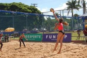 Definidas as duplas sul-mato-grossenses para o Circuito Brasileiro Sub-17 de Vôlei de Praia