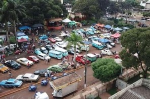 2º Encontro de Carros Antigos de Rio Brilhante acontece neste sábado e domingo