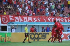 Comercial derrota o Costa Rica no Morenão; resultado rebaixa o Cena