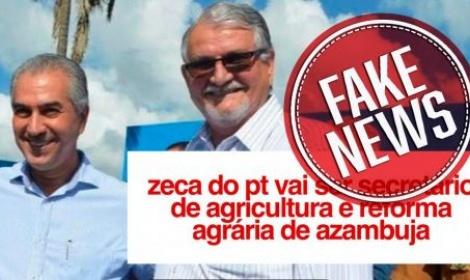 Polícia e Justiça 'explodem' fábrica de fake news de coordenador de Odilon