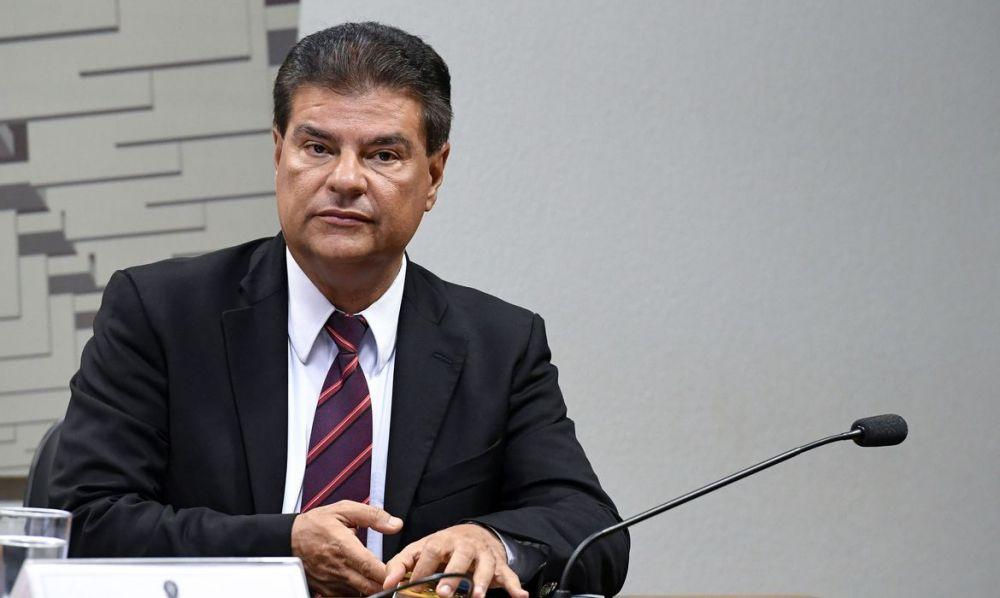 Senador Nelsinho Trad teve alta médica - Crédito: Edilson Rodrigues/Agência Senado