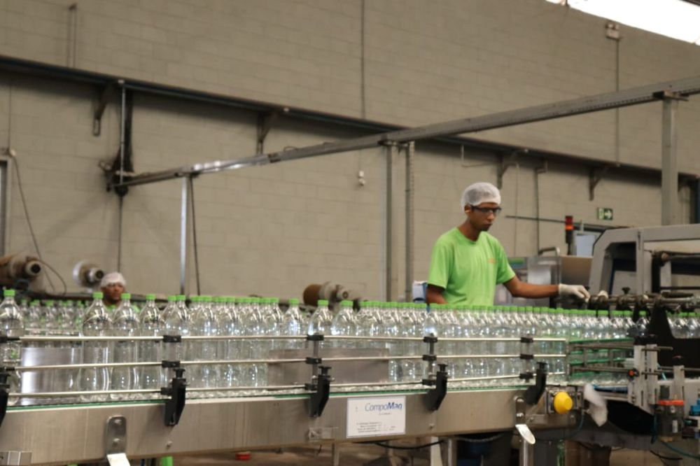 As usinas por meio da Biosul doaram 200 mil litros de álcool ao Estado - Crédito: Divulgação
