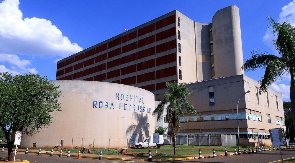Hospital Regional, em Campo Grande - Crédito: Edemir Rodrigues