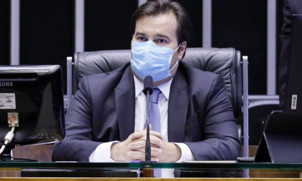 Presidente da Câmara dos Deputados, Rodrigo Maia - Crédito: Maryanna Oliveira/Câmara dos Deputados