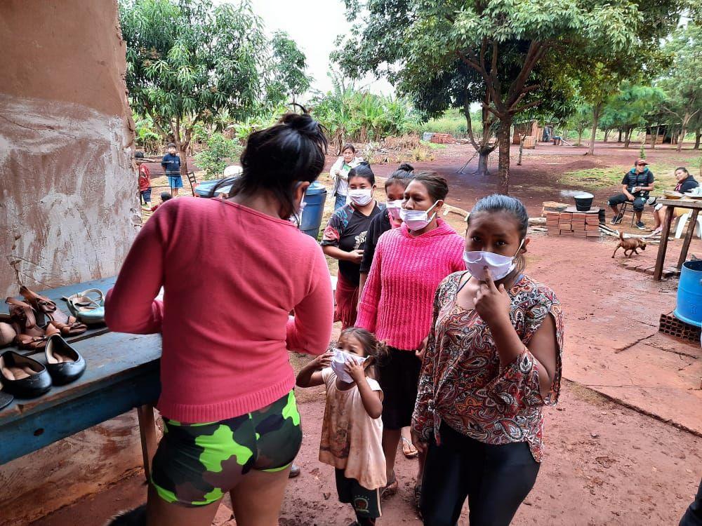 """Comunidade se ajuda em momento de pandemia e """"sopão"""" às quartas já é tradição no local - Crédito: Foto: Arquivo familiar"""