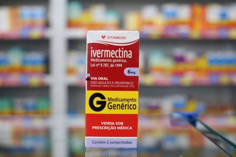 Ivermectina é vermífugo defendido por uma corrente de médicos como profilático para a covid-19 (Foto: Paulo Francis/Arquivo)