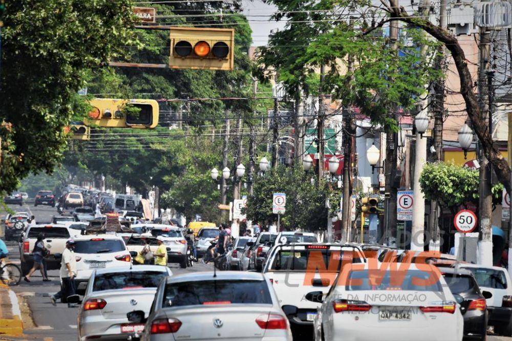 MS registou 331 novos casos no último dia - Crédito: Hedio Fazan/Dourados News
