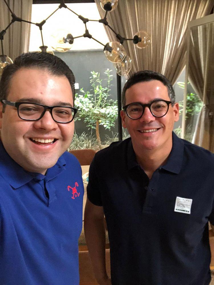 Nascidos em Dourados, Alan e Carlos se conhecem desde a infância - Crédito: Divulgação