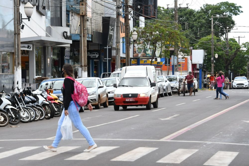 Nesta quinta-feira (29) a cidade registrou 59 novos casos - Crédito: Hedio Fazan/Arquivo/Dourados News