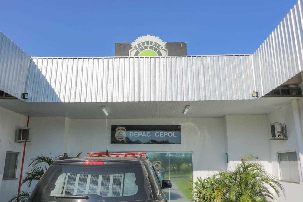 Caso foi registrado na Depac/Cepol, em Campo Grande (Foto/Arquivo: Marcos Maluf)