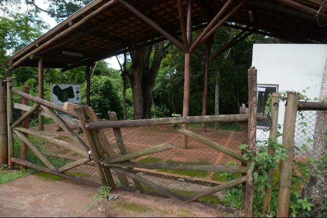 Governo quer reformar Parque Nacional do Prosa, que está fechado - Álvaro Rezende/Correio do Estado