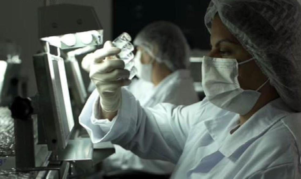 No último dia 4 de janeiro, o prefeito oficializou pedido de 347.817 doses da CoronaVac ao Instituto Butantan / Foto: FANT