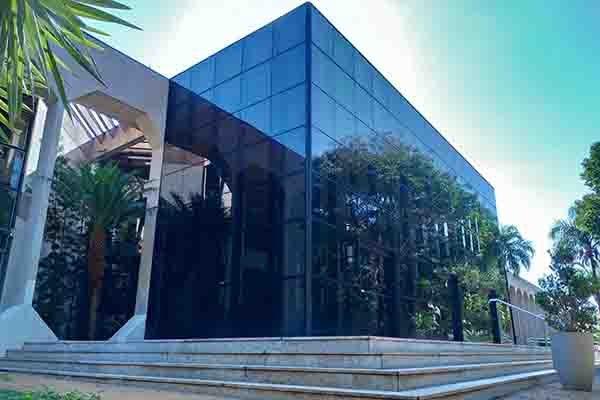 Sede do TCE-MS, em Campo Grande. (Foto: Divulgação)