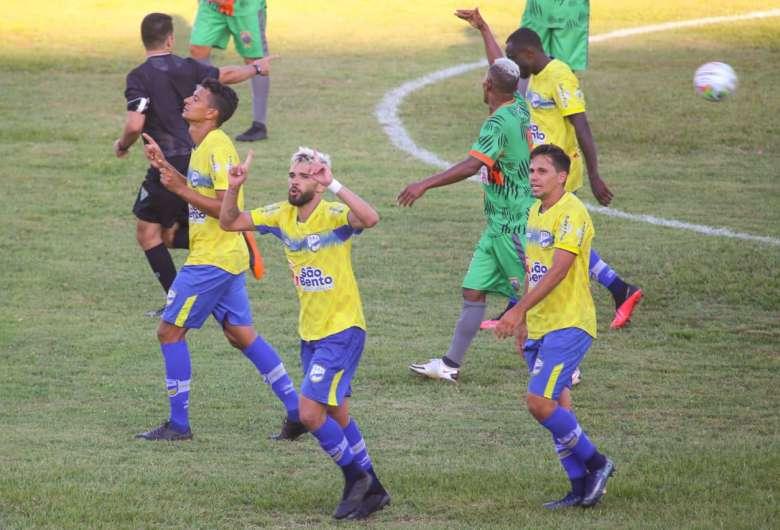 Empate em um gol garantiu as duas equipes na Série A do Estadual - Crédito: Franz Mendes/Divulgação