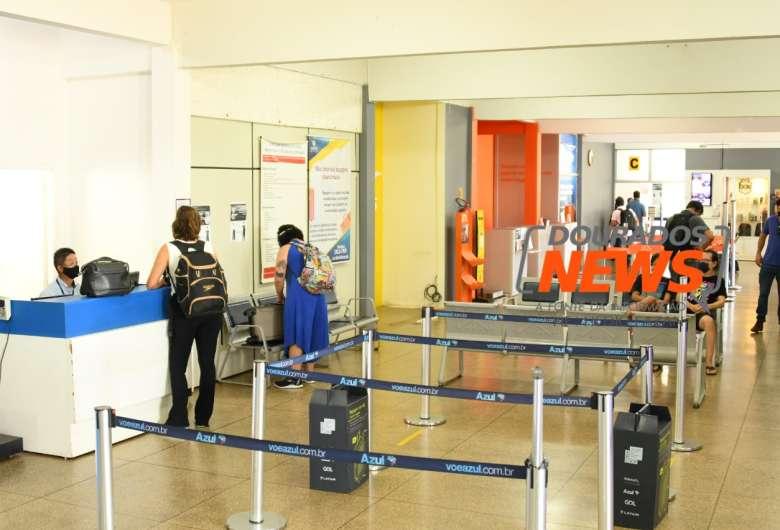 Espaço interno comporta atualmente até 300 pessoas - Crédito: Hedio Fazan/Dourados News