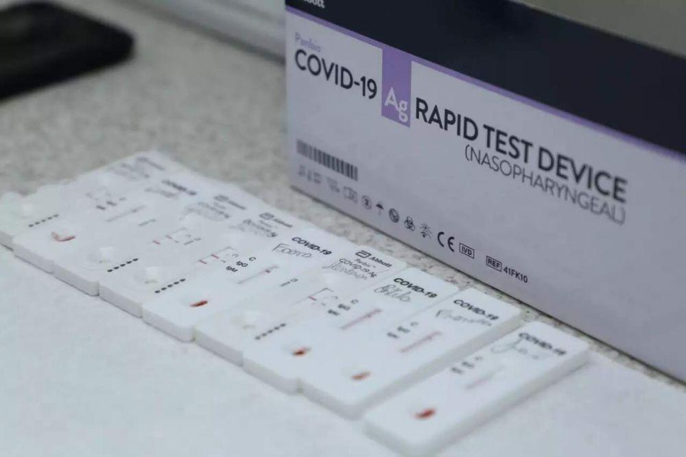 Testes rápidos de covid poderão ser deduzidos de imposto, desde que não sejam os de farmácia. (Foto: Arquivo/Campo Grande News)