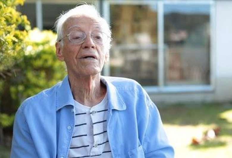 Pintor e cineasta Gerson Tavares morreu, aos 95 anos - Crédito: Rafael de Luna Freire/Arquivo pessoal