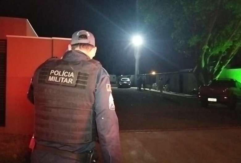 Investigações apontavam inicialmente para latrocínio - Crédito: Osvaldo Duarte/Dourados News