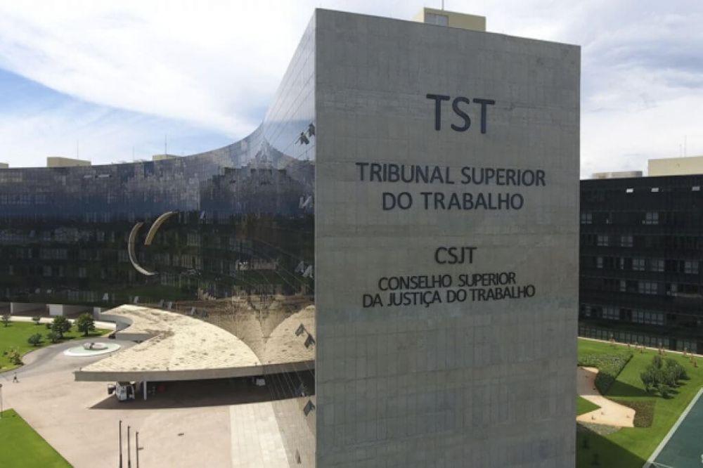 Foto: Divulgação/TST