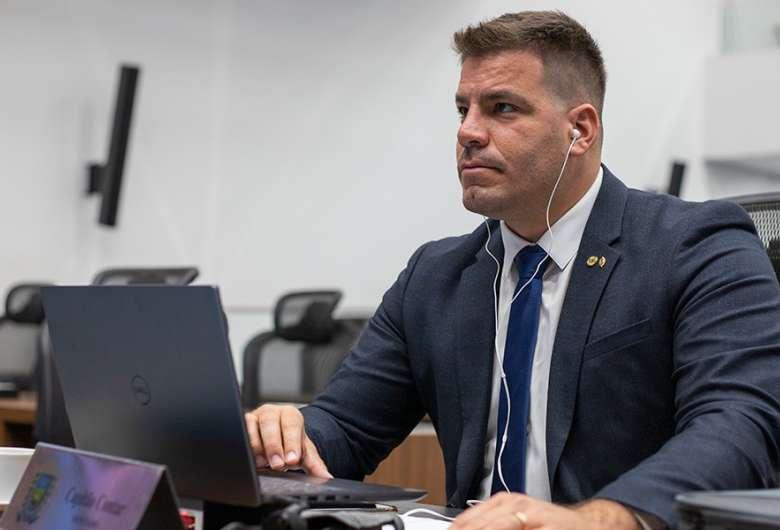 Projeto de deputado foi aprovado pela ALMS - Crédito: Divulgação