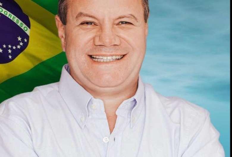 Donizete Aparecido Viaro (MDB) eleito prefeito de Paranhos com 5043 votos - Crédito: A Critica
