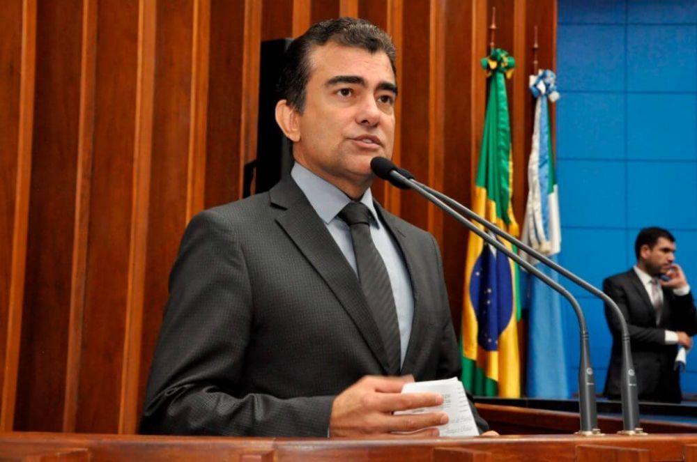 Marçal é o deputado que mais investe recursos em Dourados e região