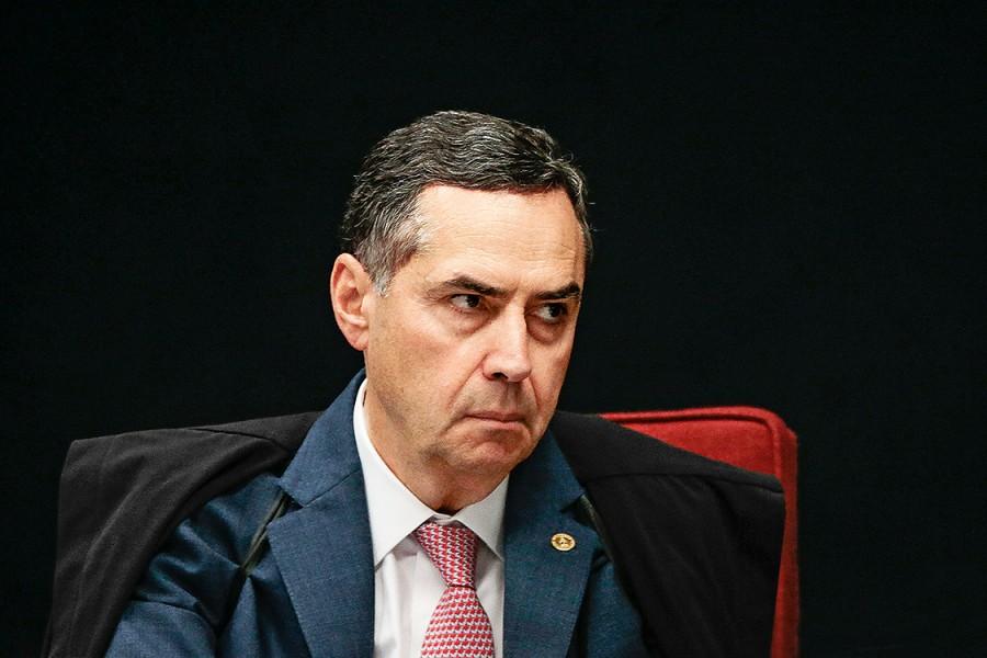O ministro do STF Luís Roberto Barroso(Cristiano Mariz/.)