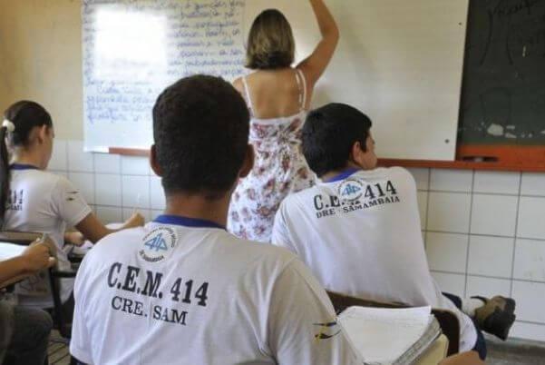 CNE vai analisar BNCC antes da implementação das mudanças - Arquivo/Agência Brasil