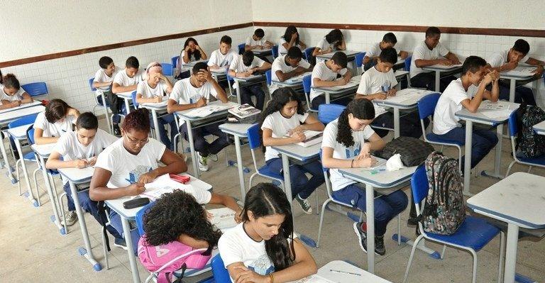 Parte do valor vai para os novos currículos dos ensinos médio e médio integralDivulgação/Governo do Maranhão