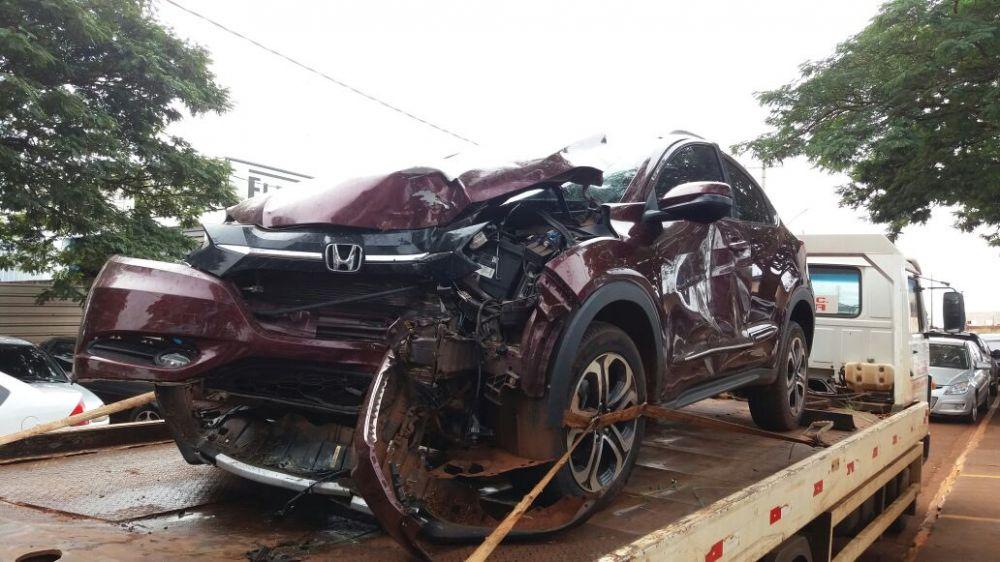 Veículo carregado com maconha foi apreendido - Crédito: Osvaldo Duarte